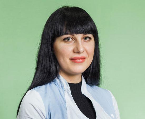 Жаркова Ирина Юрьевна